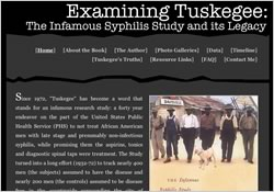 Susan M. Reverby is the author of Examining Tuskegee: The Infamous Syphilis Study and its Legacy